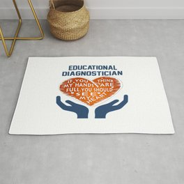 Educational Diagnostician Rug