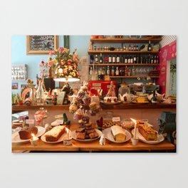 Cafe Bartola, Buenos Aires Canvas Print