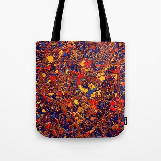Abstract #725 Tote Bag