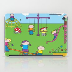 Playground iPad Case