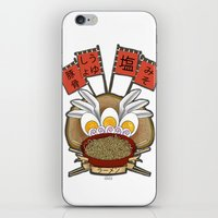 ramen iPhone & iPod Skins featuring Ramen Love by ColourMoiChic