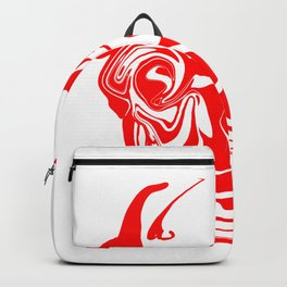 face8 red Backpack