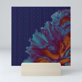 The Carnation Experiment Mini Art Print