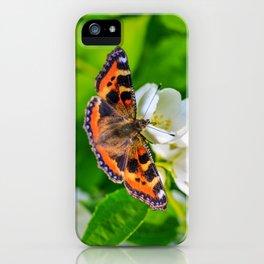 Spring breakfast iPhone Case