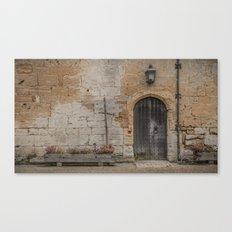 castle door... Canvas Print