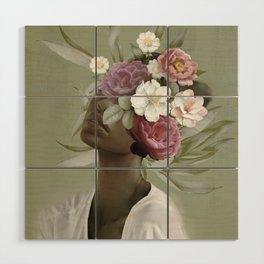 Bloom 9 Wood Wall Art