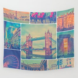 England Wall Tapestry