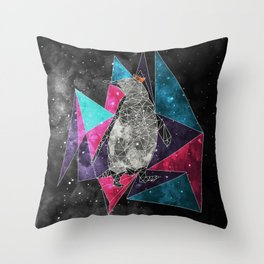 PenQueen Throw Pillow