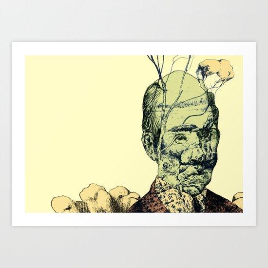 Inscape Art Print
