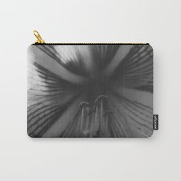 Botanical Gardens Black Orchid #718 Carry-All Pouch