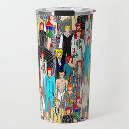 Bowie-A-Thon Travel Mug