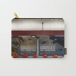 Godzilla Paris Metro 2 Carry-All Pouch