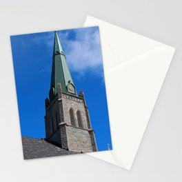 The Steeple of St Rose I Stationery Cards
