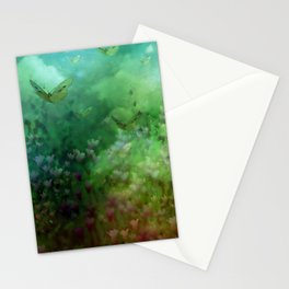 """""""The Enchanted Forest"""" (Fairyland) Stationery Cards"""