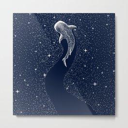 Star Eater Metal Print