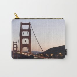 Golden Gate Bridge at Twilight Carry-All Pouch