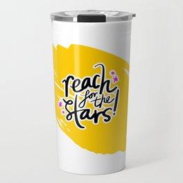 Alcance sua Estrela* Travel Mug