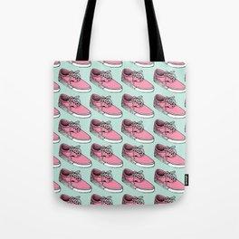 Sneakers Tote Bag