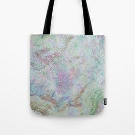 AGATE MARBLE Tote Bag