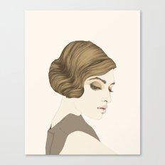 María Valverde Canvas Print