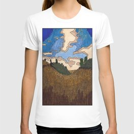 Wheat Field T-shirt