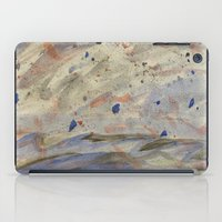 anxiety iPad Cases featuring Anxiety by Kali Thomas