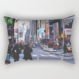 Let my imagination go Rectangular Pillow