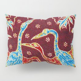 Heron Pillow Sham