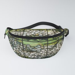 Louis Comfort Tiffany - Decorative stained glass 2. Fanny Pack