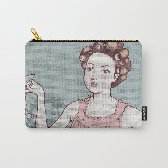 The Housewife  Carry-All Pouch