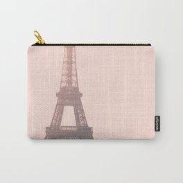 Eiffel tower in the early morning Carry-All Pouch