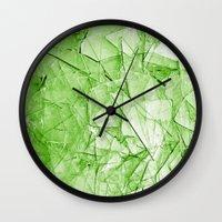 oz Wall Clocks featuring OZ by Dozzo