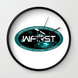 WFIRST Science Team Logo Wall Clock