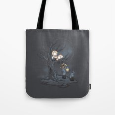 Zombie Integrity Tote Bag