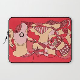 Stressed Out Laptop Sleeve