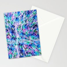 Starburst (for other colors, see Metropolis and Black Ice) Stationery Cards