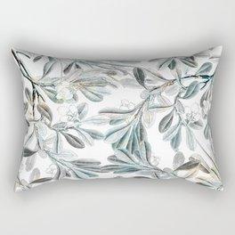 leaves/Agat/ Rectangular Pillow