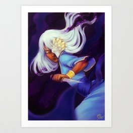 Young Elites: Adelina Art Print