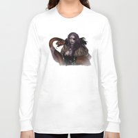 vespa Long Sleeve T-shirts featuring VESPA by KlsteeleArt