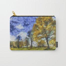 Summer Farm Van Gogh Carry-All Pouch