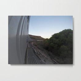 San Bernardino National Forest Metal Print