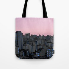 Skyline IV Tote Bag