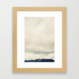 in focus iii Framed Art Print