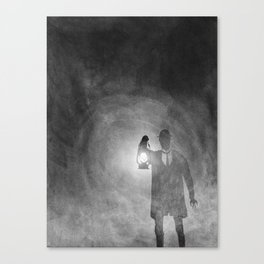 Ghost Stories Canvas Print