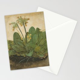 Tuft of Cowslips, 1526 by Albrecht Durer Stationery Cards