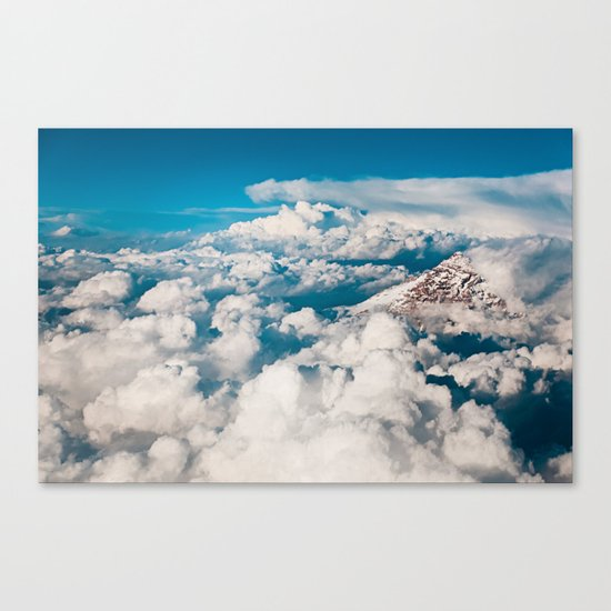 Andes Canvas Print