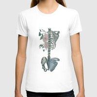 skeleton T-shirts featuring Skeleton by ArtSchool
