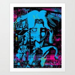 212 Art Print