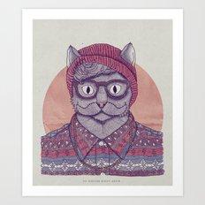 So Hipster Art Print