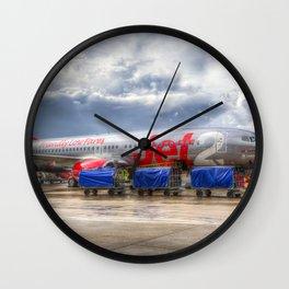 Jet2 Boeing 737 Wall Clock